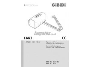 GiBiDi Art Installation Instructions
