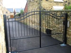 Steel Decorative gates
